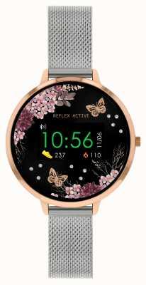 Reflex Active Умные часы Series 3 | ремешок из нержавеющей стали RA03-4037