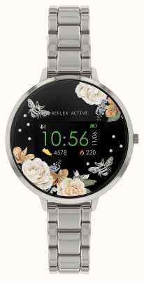 Reflex Active Умные часы Series 3 | браслет из нержавеющей стали RA03-4007