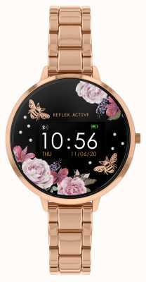 Reflex Active Умные часы Series 3 | браслет из розового золота из стали RA03-4012