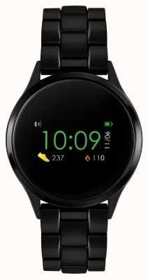 Reflex Active Умные часы Series 4 | цветной сенсорный экран | черный браслет из стали ip RA04-3000