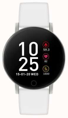 Reflex Active Умные часы Series 5 | hr монитор | цветной сенсорный экран | белый ремешок RA05-2019