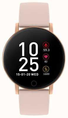 Reflex Active Умные часы Series 5 | hr монитор | цветной сенсорный экран | розовый ремешок RA05-2020