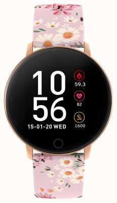 Reflex Active Умные часы Series 5 | hr монитор | цветной сенсорный экран | розовый ремешок RA05-2062