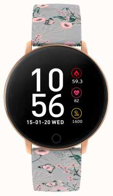 Reflex Active Умные часы Series 5 | hr монитор | цветной сенсорный экран | серый ремешок RA05-2064