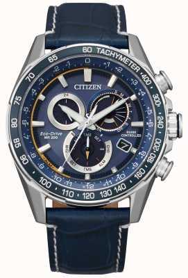 Citizen Мужские часы Eco-Drive Perpetual Chrono на сайте CB5918-02L
