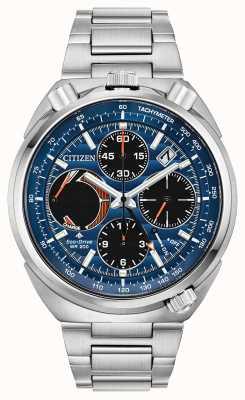 Citizen Мужской эко-драйв tsuno chrono racer AV0070-57L