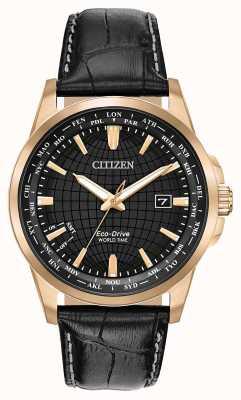 Citizen Мировой таймер Eco-Drive для мужчин wr50 BX1003-08E