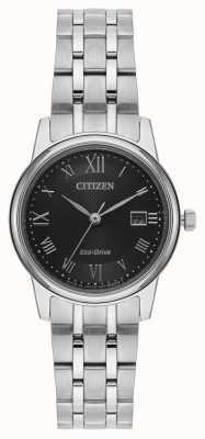Citizen Женский серебряный браслет eco-drive EW2310-59E