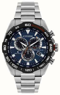 Citizen Хронограф atomic promaster diver CB5034-58L