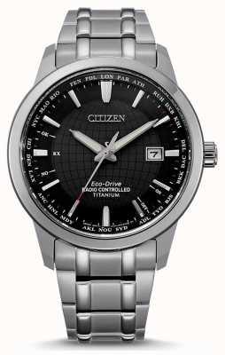Citizen Радиоуправляемый мир вечного мужского эко-драйва на CB0190-84E