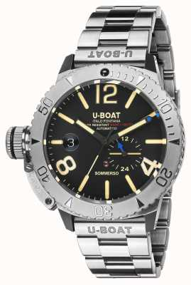 U-Boat Sommerso / a на браслете из нержавеющей стали 9007/A/MT