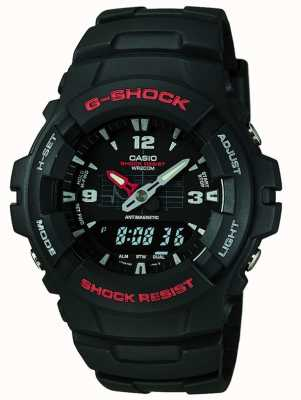 Casio G-shock хронограф g-100-1bvmes G-100-1BVMUR