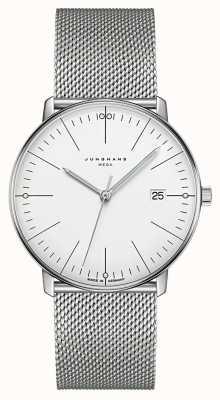 Junghans Наручные часы Max Bill из мега-сапфирового стекла 58/4821.46