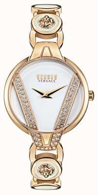 Versus Versace Наручные часы Saint Germain Petite с кристаллами VSP1J0221