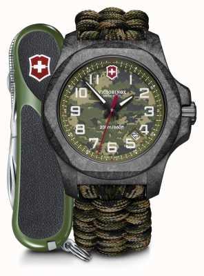 Victorinox Swiss Army Ограниченная серия из углеродного волокна Inox 241927.1