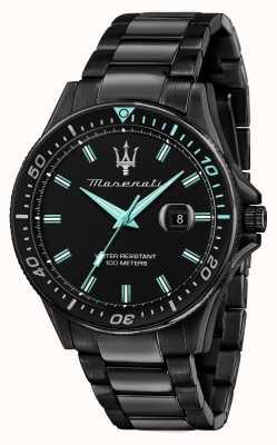 Maserati Часы sfida aqua edition с черным покрытием R8853144001