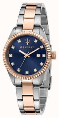 Maserati Женские двухтональные часыcomptizione R8853100507