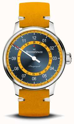 MeisterSinger Лимитированная серия Perigraph Mellow Yellow S-AM1025