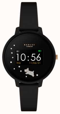 Radley Смарт-часы серии 3 черный силиконовый ремешок RYS03-2026