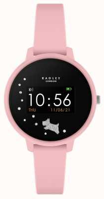 Radley Смарт-часы серии 3 розовый силиконовый ремешок RYS03-2027