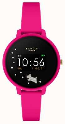 Radley Смарт-часы серии 3 с пурпурно-розовым ремешком RYS03-2030