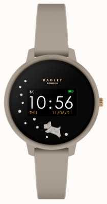 Radley Смарт-часы серии 3 серый силиконовый ремешок RYS03-2032