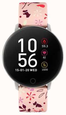 Radley Умные часы серии 5 розовый ремешок с цветочным принтом RYS05-2043