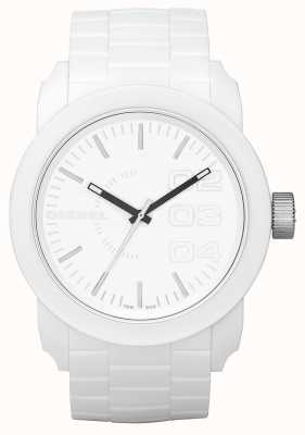 Diesel Мужские белые циферблатные часы DZ1436