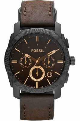 Fossil Мужские часы с хронографом FS4656